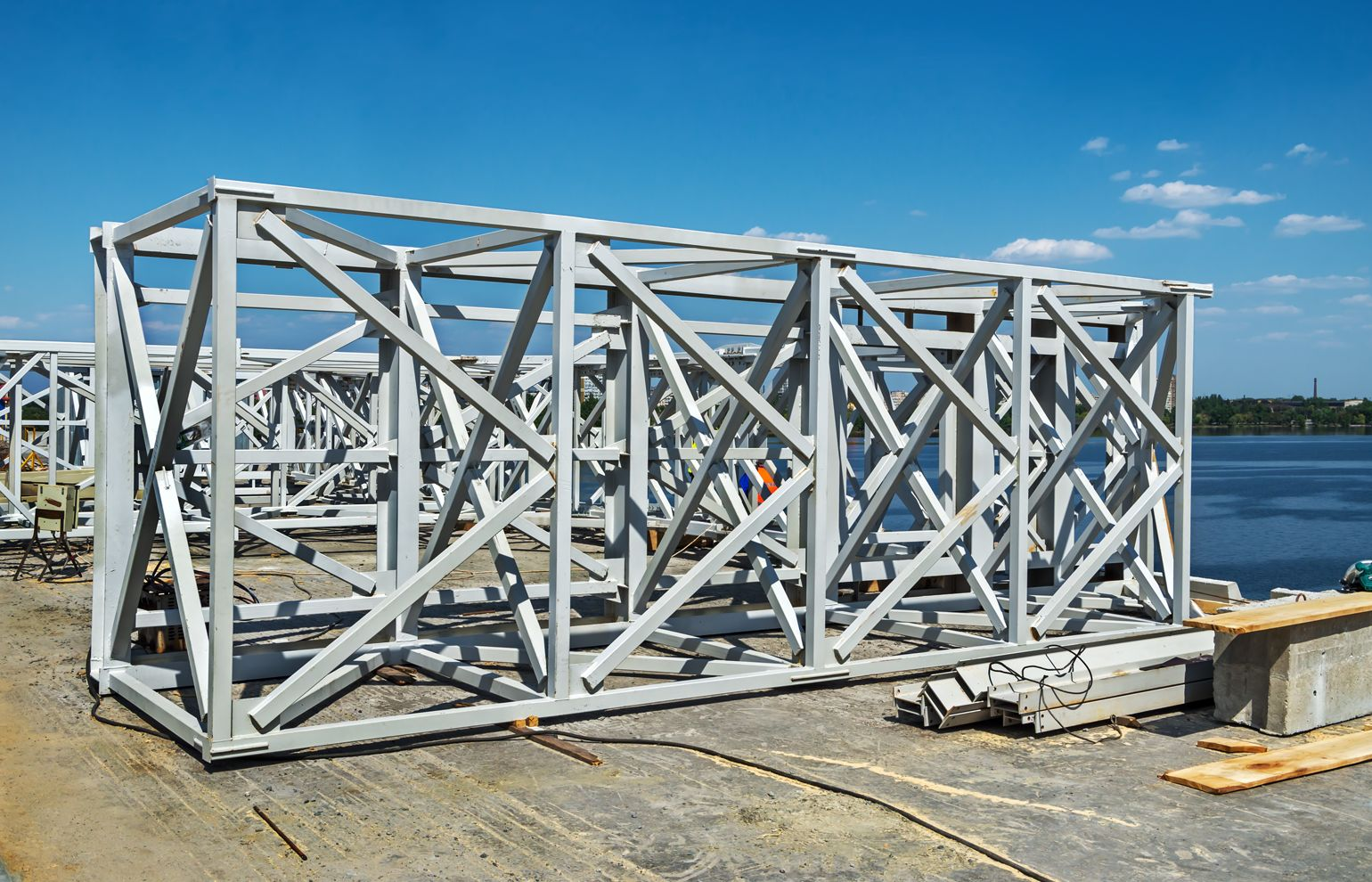 Structural fabrication from a trusted Texas resource